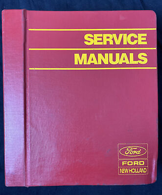 Ford New Holland Service Parts Catalog Series 15 20 Tractors 1920