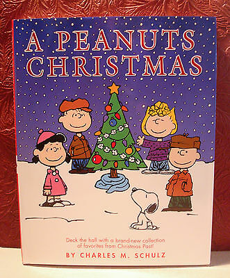 A Peanuts Christmas Collection 50 Years of Comic Strips Charles M. Schulz 1st Ed