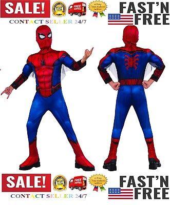 Disfraces De Hombre Araña Disfraz Para Niños De 3 4 Años Fiesta Halloween Chicos](Disfraces De Hombre Halloween)