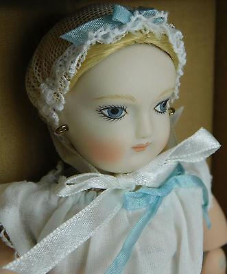 "Alice Leverett ~ MARIE TERESE ~ 10.5"" French Fashion Doll UFDC 2010 LE 1250 COA"