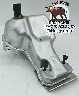 Genuine Oem Husqvarna K750 K760 Muffler Assembly