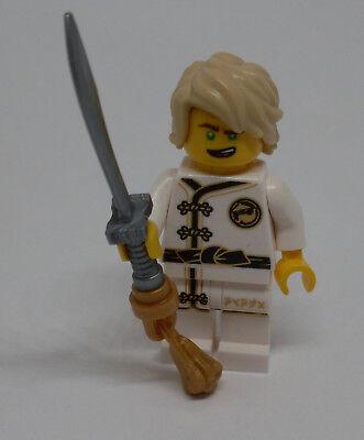 Lego Ninjago Figur - Lloyd aus The Ninjago Movie Magazin mit Waffe ( Loyd ) Neu - Loyd Ninjago
