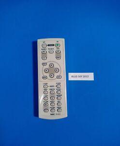 Genuine NEC RD-427E Projector Remote Control -  VT440 VT48 VT57