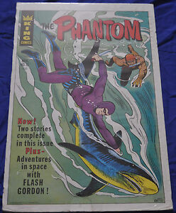 The-Phantom-King-Comics-Cover-Original-Poster-Print-Sunset-1971-ITB-WH