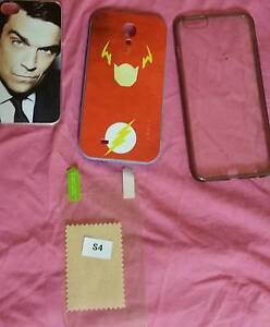 Assorted phone cases and screen protector Perth Perth City Area Preview