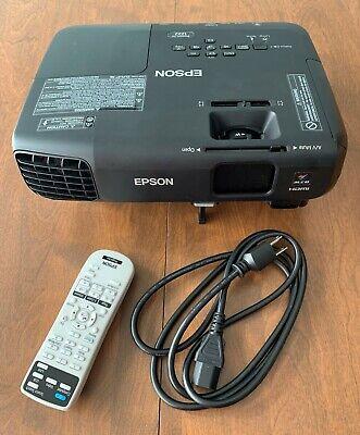 Epson 1222 Projector