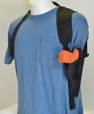Gun Shoulder Holster For S&w M&p 22 Compact Without Laser Pistol, Vertical Carry