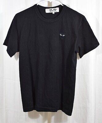 COMME DES GARÇONS PLAY KIDS embroidered logo T-shirt Size Medium