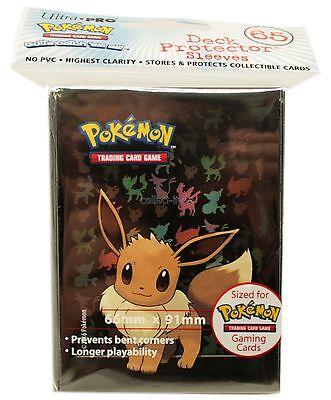 Ultra Pro - Deck Protector Sleeves - Pokémon Eevee - 65 Stück