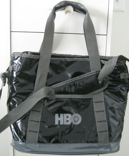 HBO OFFICIAL PROMOTIONAL PROMO COOLER WATER-RESISTANT DRY BAG INSULATED NEW!