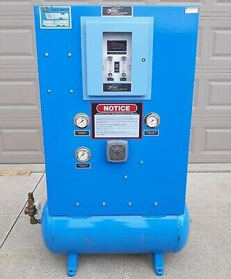 Thermco 6105 Gas Mixer 0-30 Nitrogen In Heliumn 0-2000 Scfh 10-50 Psig 115v