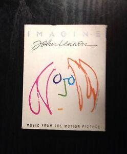 JOHN LENNON - x collezionisti - cof. no. 2 compact cassette colonna sonora film - Italia - JOHN LENNON - x collezionisti - cof. no. 2 compact cassette colonna sonora film - Italia