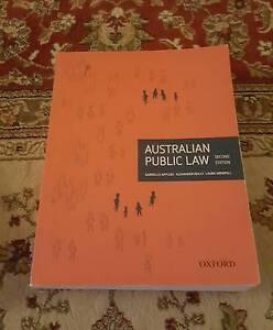 Australian Public Law Text Book, 2nd Edition Belrose Warringah Area Preview