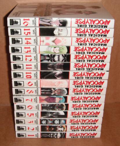 Magical Girl Apocalypse Vol. 1,2,3,5,6,7,8,9,10,11,12,13,14,15,16 Manga English