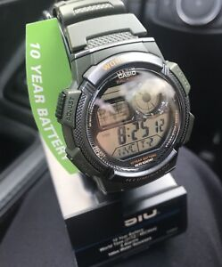 Brand new Casio Desert Storm watch