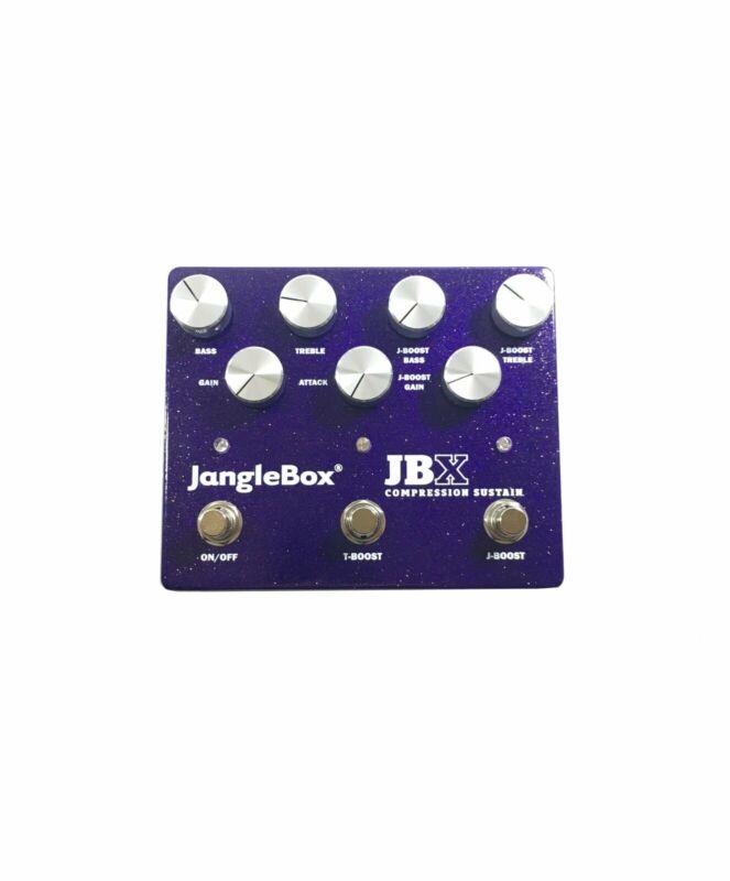 JangleBox JBX Deluxe Compressor Sustainer Guitar Effect Handmade in  USA