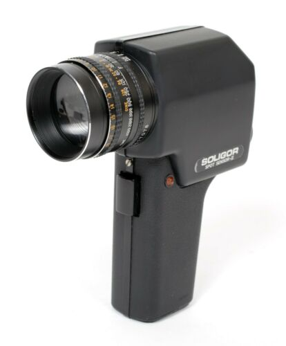 Soligor Analog Spot Light Meter (Sensor II)