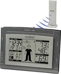 WS-9611U-IT La Crosse Technology Wireless Weather Station TX29U-IT - Refurbished