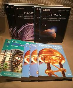 Physics/Chem/Meth/Bio/Acc Textbooks NEW & USED in GREAT Condition Dianella Stirling Area Preview