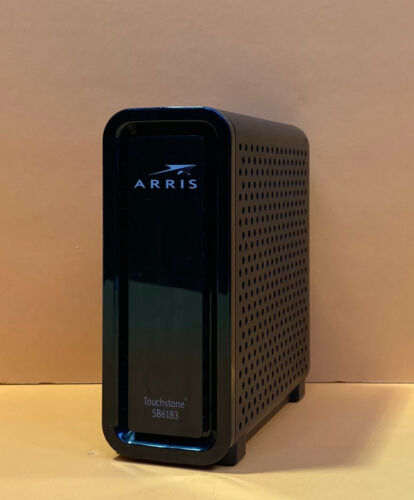 ARRIS Touchstone SB6183 16x4 Docsis 3.0 Cable Modem Tested!