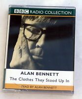 The Clothes They Stood Up In - Alan Bennett - Cassette Audiobook 97805633826 -  - ebay.co.uk