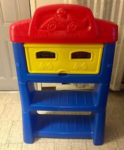 Fisher Price toy storage