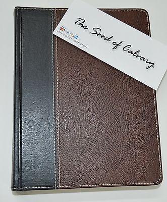 Kjv Journaling Bible  Bonded Leather  Brand New