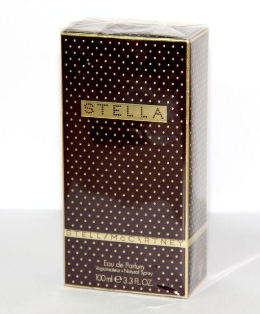 STELLA MCCARTNEY STELLA EDP SPRAY 100ml 3.3oz 100% Original ~ Sealed ~New in Box
