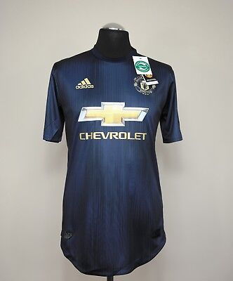 Manchester United Player Issue Away/3rd Shirt Adult Medium (Issue Away Shirt)