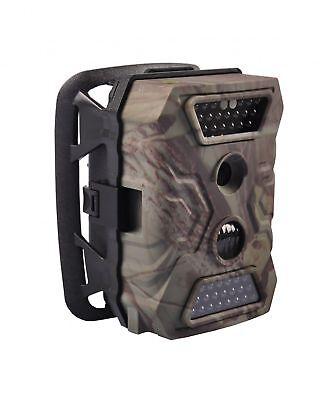 Wildkamera mit 16GB SD-Speicherkarte Überwachungskamera Fotofalle Jagdkamera