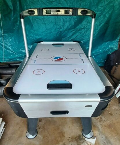 Sportcraft Turbo Air Hockey Table -Arcade size- 7 1/2 feet long - LOTS OF FUN!!