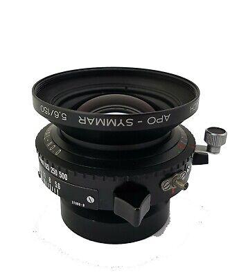Schneider-Kreuznach Apo-Symmar 150mm f5.6 MC lens COPAL no.0