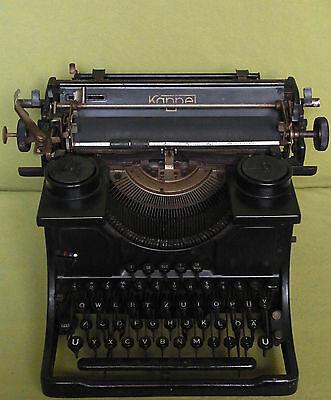 Schreibmaschine - Kappel