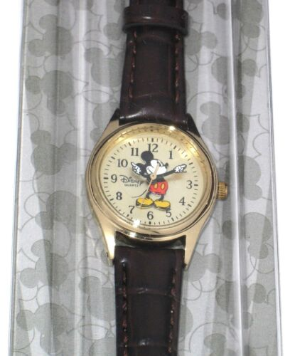 Mickey Mouse Watch Classic Disney Park Authentic✿ Arm Movement Pose Vintage Look