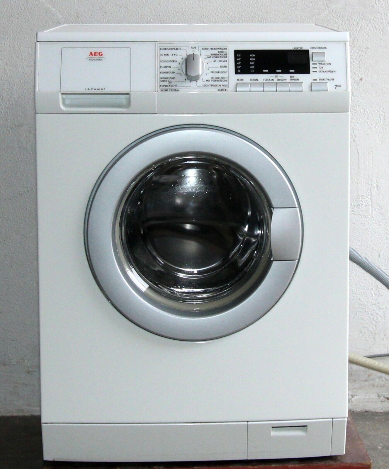 AEG Lavamat Waschmaschine 7 kg, 1600 U/min, voll funktionstüchtig