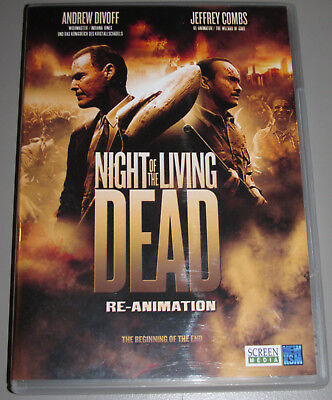 Night of the Living Dead : Re-Animation (2012) Zombie-Horror *uncut* (Zombie Animation)