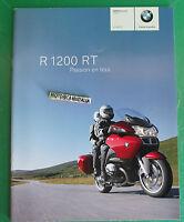 Bmw R1200rt R 1200 Rt Catalogo Depliant Brochure Reclame Pubblicita Prospekt -  - ebay.it