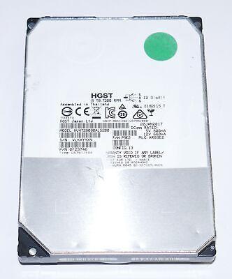 HGST UltraStar SAS 8TB 7200RPM HUH728080AL5200 SAS 12 *Smart Health Tested*