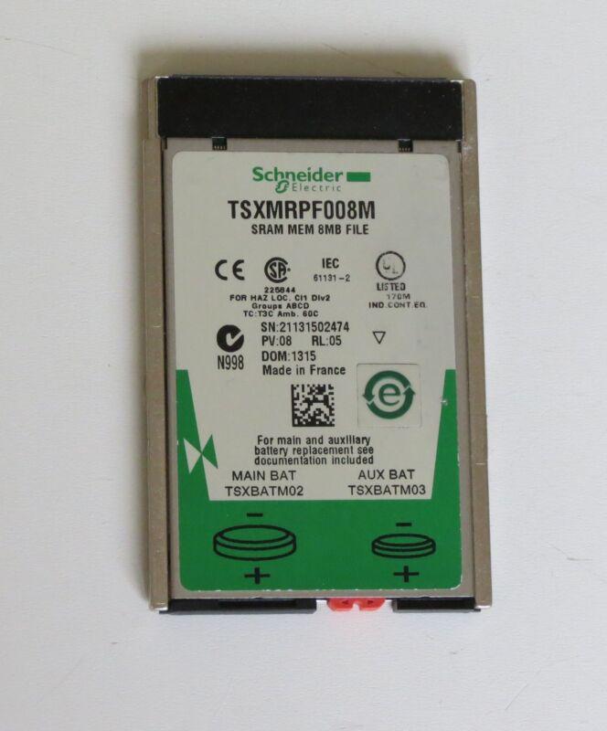 Telemecanique / Schneider PLC TSX-MRPF-008M  New  TSXMRPF008M SRAM