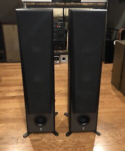Yamaha NS-7390 tower speakers