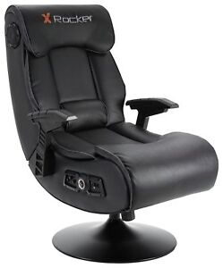X-Rocker Elite Pro PS4 Xbox One 2.1 Gaming Chair  Limited Offer Hurry Up XRM.