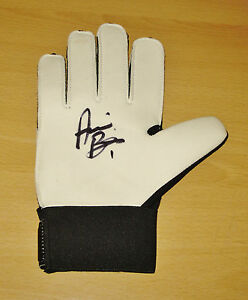 Asmir-Begovic-SIGNED-Goalkeeper-Glove-Stoke-City-AUTOGRAPH-Goalie-GK-COA