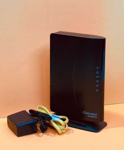 Actiontec WCB6200Q 802.11ac Desktop WiFi Extender with 4 Internet Antennas 5GHz