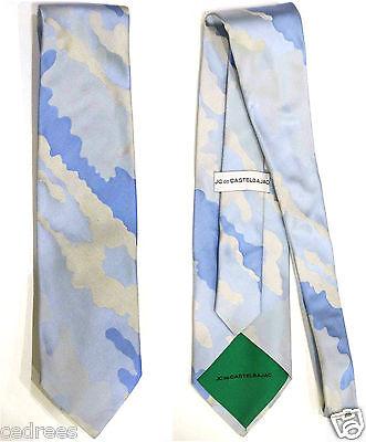 Superbe cravate castelbajac neuve 100% soie homme chemise tie