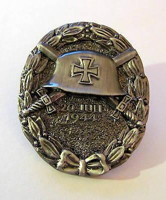 PIN Wehrmacht Verwundeten Abzeichen 20.Juli 1944 ***P-318