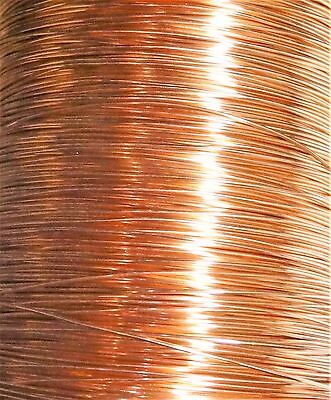 - 20 Gauge Soft Annealed Bare Copper Building Ground Wire Made In USA (100 FT)