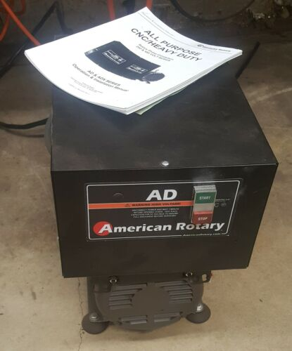 American Rotary 7.5HP AD Floor Unit