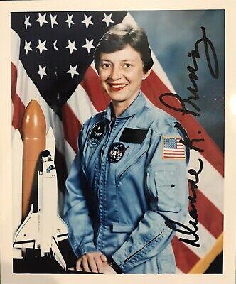 DIANNE PRINZ Signed NASA Photo..ASTRONAUT..(d.2002) RARE!!