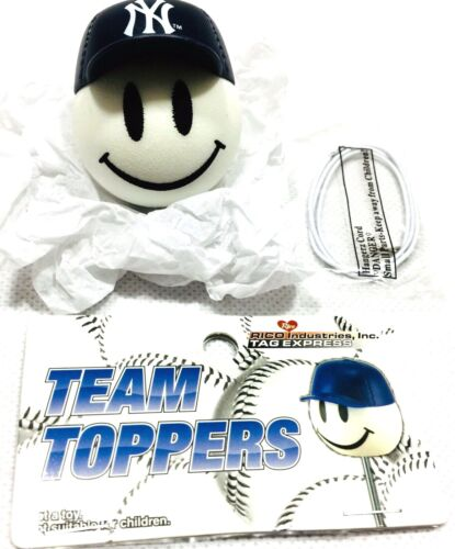 MLB New York Yankees-Antenna Topper- Mirror Dangler-Free Shipping