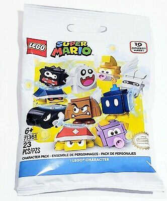 Lego Super Mario mystery pack figure Blind Bag Sealed 1 bag 71361